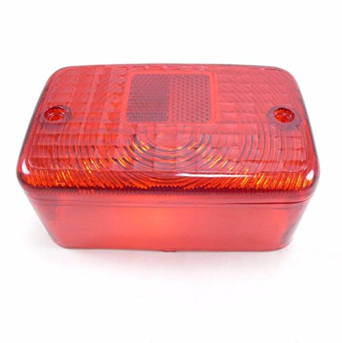 Tail Light Lite Lens Yamaha Replaces OEM (Tail Lite Lens)