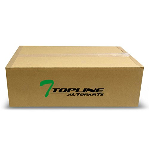 topline autopart 55 universal silver adjustable aluminum window frame roof rack rail cross bars utility cargo carrier