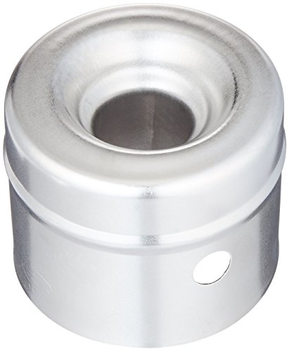 Winco CC-2 Stainless Steel Doughnut Cutter, 3-Inch by 2 1/2-Inch - Donut Stainless Steel