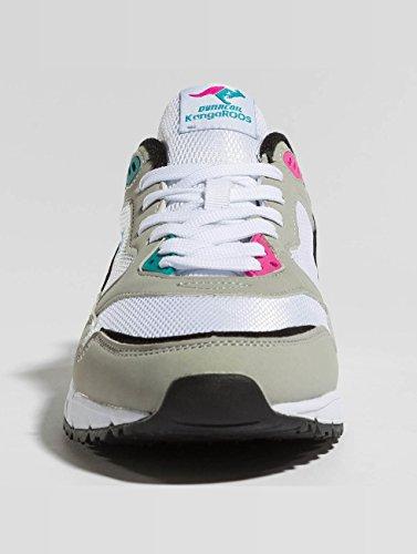 Kangaroos Men Shoes/Sneakers Ultimate Star OG Grey MHQ04