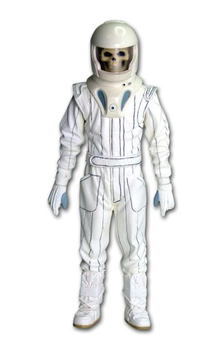 Cyberman Costume For Kids (Doctor Who Vashta Nerada Suit)