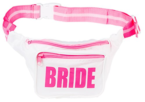 Funny Guy Mugs Bride Fanny Pack - Wedding Waist Bag by Funny Guy Mugs
