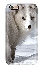 Andguyen AXdXgeR2181Sbaol Case For Iphone 6 With Nice Arctic Foxes Appearance