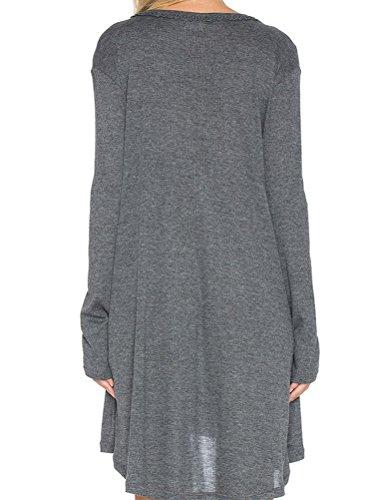 MatchLife - Jerséi - para mujer Style3-Gray