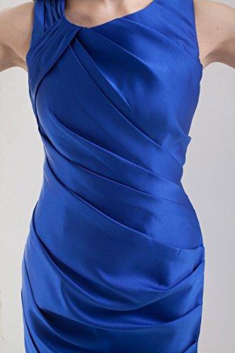 Bridal_Mall -  Vestito  - Senza maniche  - Donna giallo 40