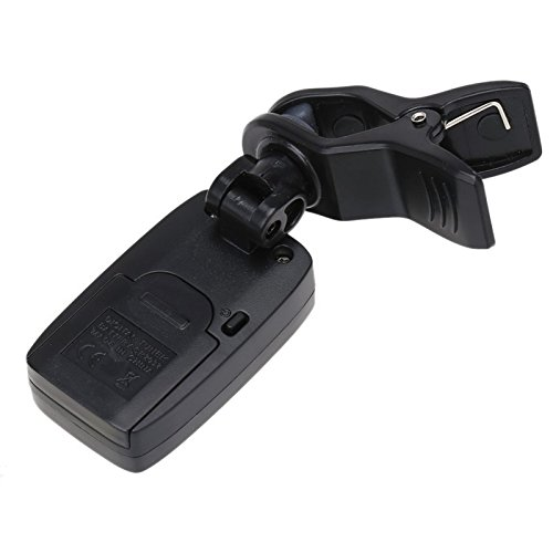 Mustang-Guitar-Tuner-Mini-360-Degree-Rotatable-Clip-Clip-on-Tuner-for-Chromatic-Guitar-Bass-Violin-Ukulele