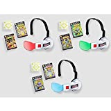 Red Dragon Ball Z Scouter - ST