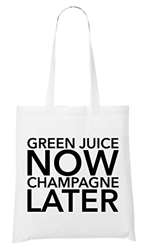 Green Juice Now - Champagne Later Sac Blanc Certified Freak