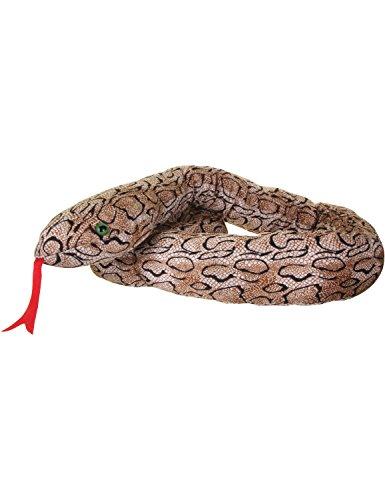 Stuffed Toy Snake Fancy Dress Accessory - Snake Charmer Costume Women