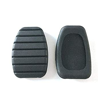 Dunnomart Car Clutch and Brake Pedal Rubber Pad Cover for Renault: Amazon.com: Industrial & Scientific