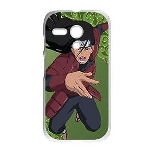 Hashirama Senju Naruto Shippuden Anime Motorola G Cell Phone Case White Phone Accessories JS93088CT