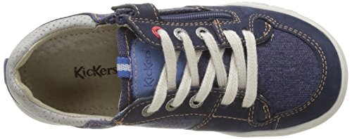 Kickers Jadore - Botas Niños azul (Marine)