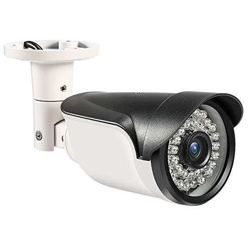 HD SDI 1080P SDI Security Camera CrazyFire,Waterpoof IR LED Night Vision Bullet Camera,Motion Detection CCTV Camera for Indoor/Outdoor