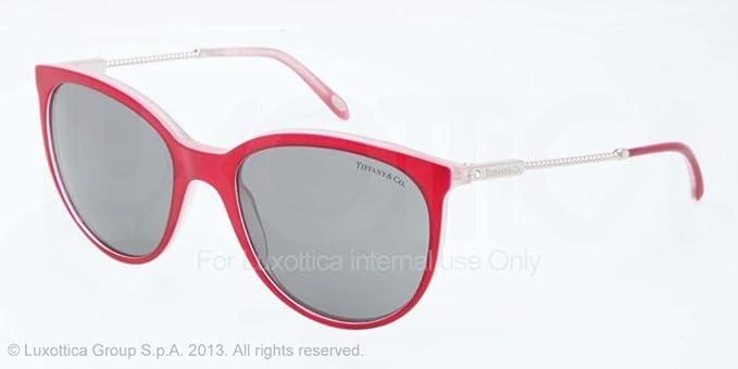 Tiffany & Co. TF4087B Twist Collection gafas de sol, Marrón ...