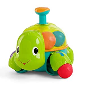 Bright Starts Baby Toy, Drop N Spn Turtle