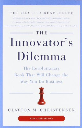 """The Innovator's Dilemma - The Revolutionary Book That Will Change the Way You Do Business"" av Clayton M. Christensen"