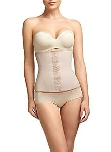"""Squeem Women's """"perfect Waist"""" Contouring Cincher Underwear, -Beige, XS"""