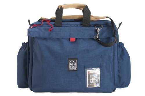 PortaBrace PR-C3 Camera Case (Blue) by PortaBrace