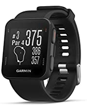 Garmin Approach S10 - Lightweight GPS Golf Watch, Black, 010-02028-00 photo