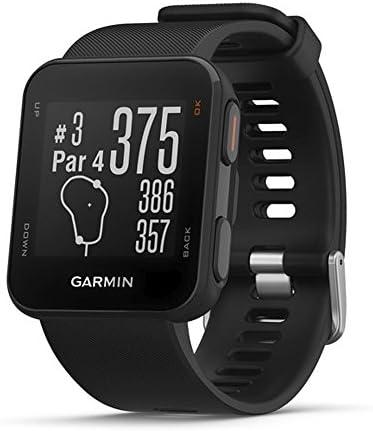 Garmin Approach S10, Lightweight GPS Golf Watch, Black