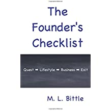 The Founder's Checklist