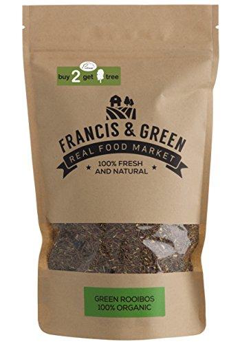 Francis & Green BIO Grüner Rooibos Losen Tee, 200g
