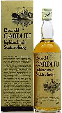 Cardhu - Highland Single Malt - 12 year old Whisky