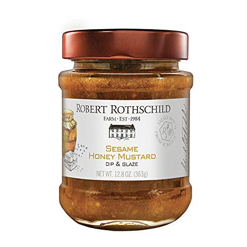 Robert Rothschild Dips - Robert Rothschild Farm Sesame Honey Mustard Dip (12.8 oz)