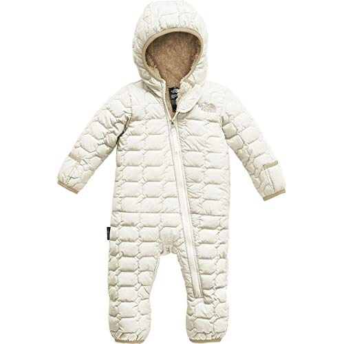 - The North Face Infant Thermoball Bunting - Vintage White - 6M