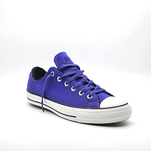 Scarpe Unisex Converse CT OX Electric Purple Black 113305 (44.5 - Electric Purple Black) vR9UODb3sA