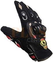 Luva Motociclista Semi-Impermeavel Esportiva Motoqueiro Proteção Moto Stallion