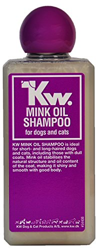 KW Minkoil Shampoo for Dogs and Cats 6.5oz(200 ML)