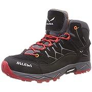 Salewa Unisex Kinder Jr Alp Trainer Mid Gore-tex Trekking-& Wanderstiefel