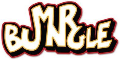 Mr Bungle Car Bumper Sticker Decal 6 X 3