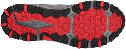 New Balance Men's MT410v5 Cushioning Trail Running Shoe, Steel, 7.5 D US by New Balance (Image #3)