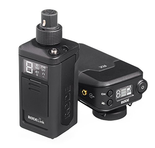 Rode RODELink Newsshooter Kit - Digital Wireless System for News Gathering & Reporting by Rode