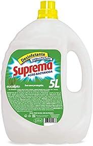 Desinfetante 5L Extrato de Eucalipto, Suprema