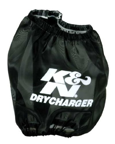 K&N HA-6806DK Black Drycharger Filter Wrap - For Your K&N HA-6806 Filter