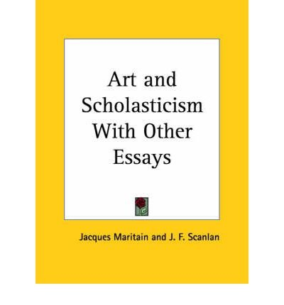 Art and Scholasticism with Other Essays (1924) (Paperback) - Common pdf epub