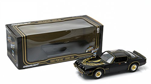 (Greenlight Smokey & The Bandit II Firebird 1:18 Die-Cast Metal Vehicle)