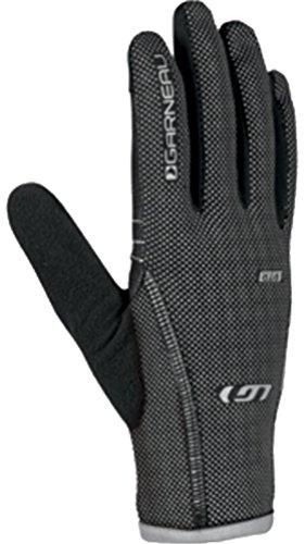 Louis Garneau Rafale RTR Gloves - Women's Black, L - Louis Garneau Nylon Gloves