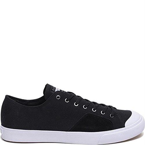 Herren Skateschuh Element Spike Skateschuhe BLACK WHITE