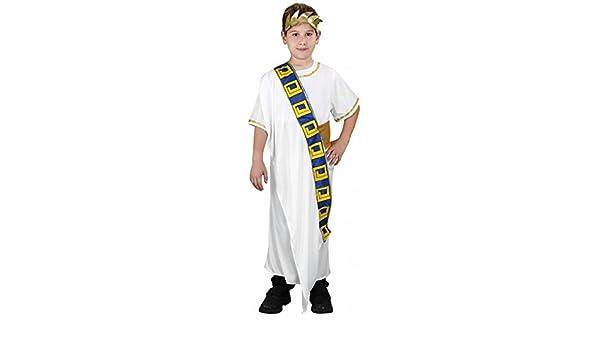 DISFRAZ ROMANO NIÑO - 7-9 años: Amazon.es: Juguetes y juegos