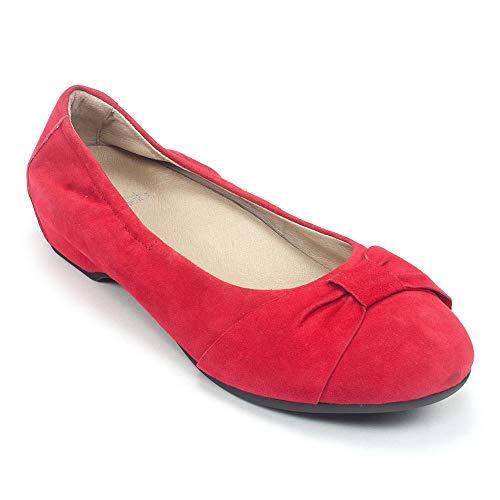 Kid Red Suede Mujer Dansko5702020202 Rojo Gamuza Lina qfx7wwXz