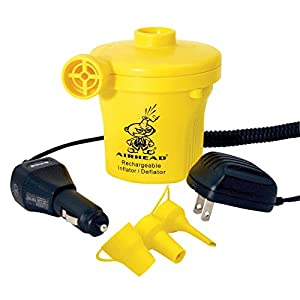 Rechargeable Air Pump, 12v