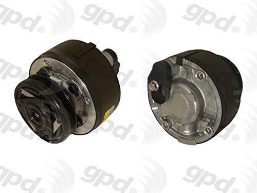 New A//C Compressor Fits 85-91 CHEVY PICKUP Global Parts Distributors 7511369
