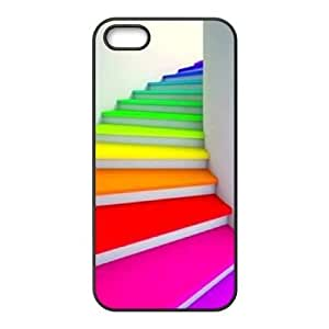 Rainbow CUSTOM Case Cover for iPhone ipod touch4 LMc-41707 at LaiMc