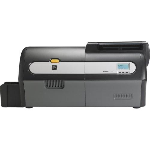 200 Card Hopper (Zebra Zxp Series 7 Dye Sublimation/Thermal Transfer Printer . Color . Desktop . Card Print . Auto Feed . 200 Card Feeder, 15 Card Reject Hopper, 100 Card Output Hopper . 2.6 Second Mono . 12 Second Color . 300 Dpi . Usb . Ethernet . Lcd