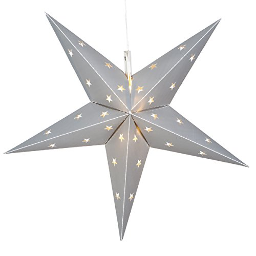 Fold-Flat 5-Point Star Light - LED Star Christmas