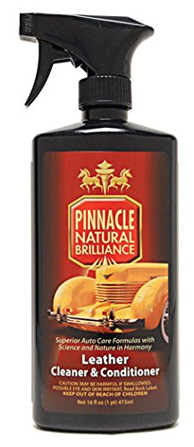 Pinnacle Natural Brilliance PIN-430 Leather Cleaner & Conditioner